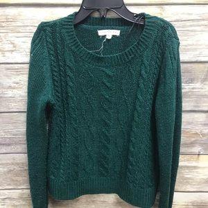 Copper Key sweater